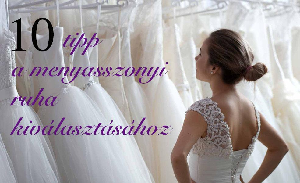 10 tipp a ruha kiválasztásához