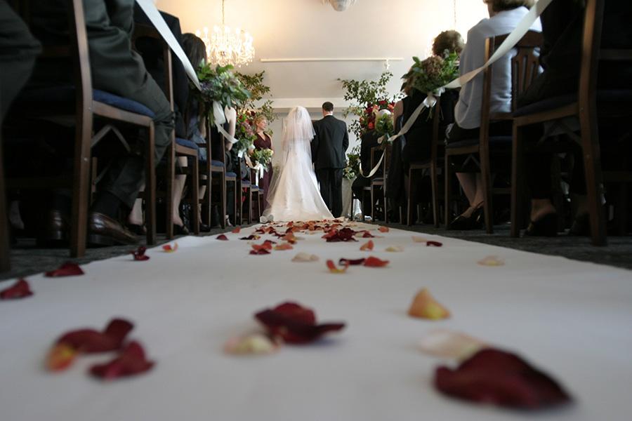 polgári házasságkötésről